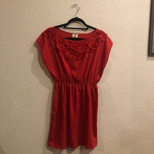 Red One Clothing Dress